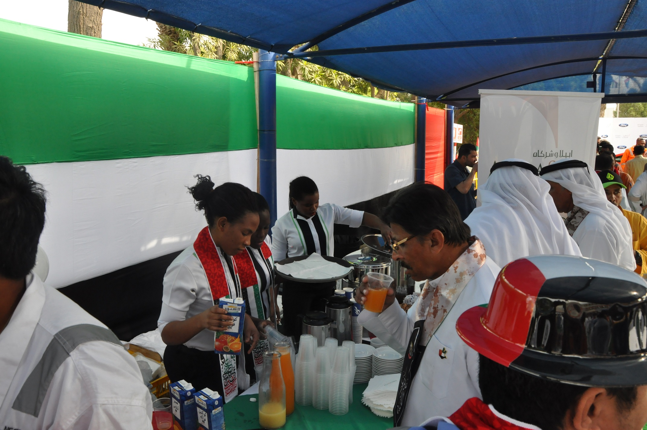 Abela co supportes 45th national day celebration at dry docks chairman of drydock world furthermore abela cos nutrition department provided their support at the event by conducting interactive quiz games on gumiabroncs Gallery
