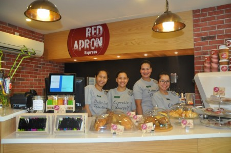 Red Apron Express - Grand Opening